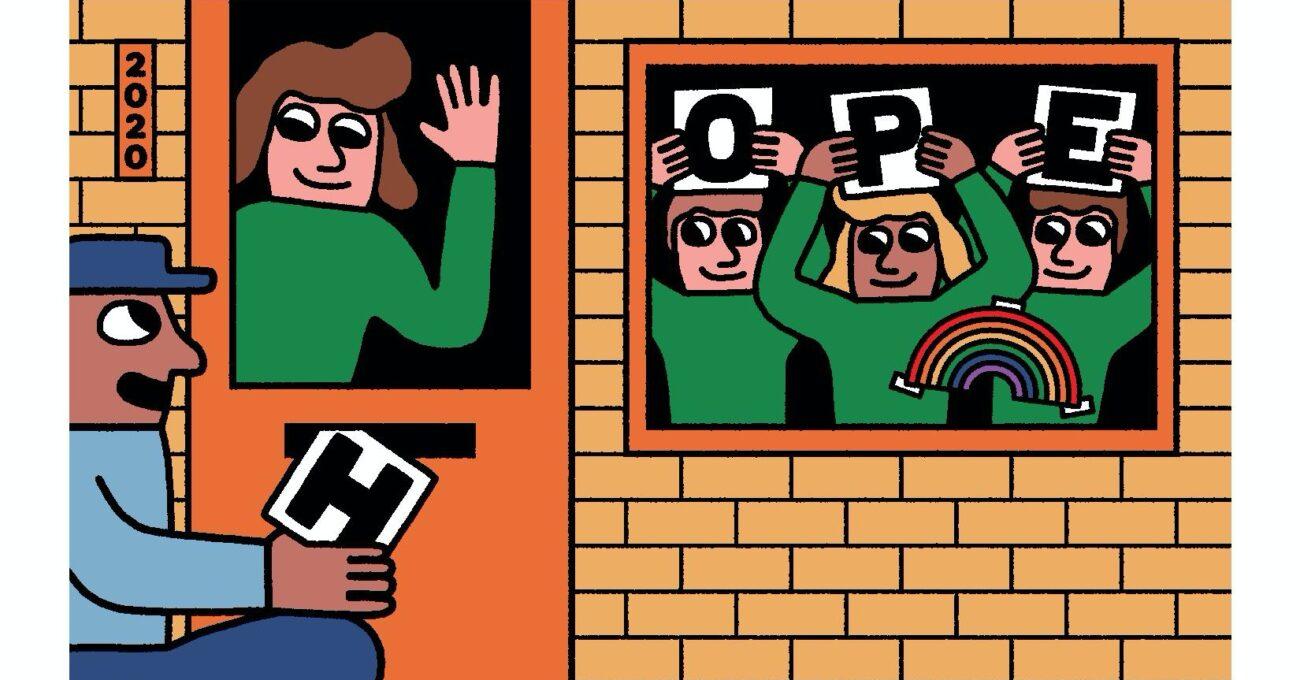 HP'den Umuda Açılan Pencereler için Posterler