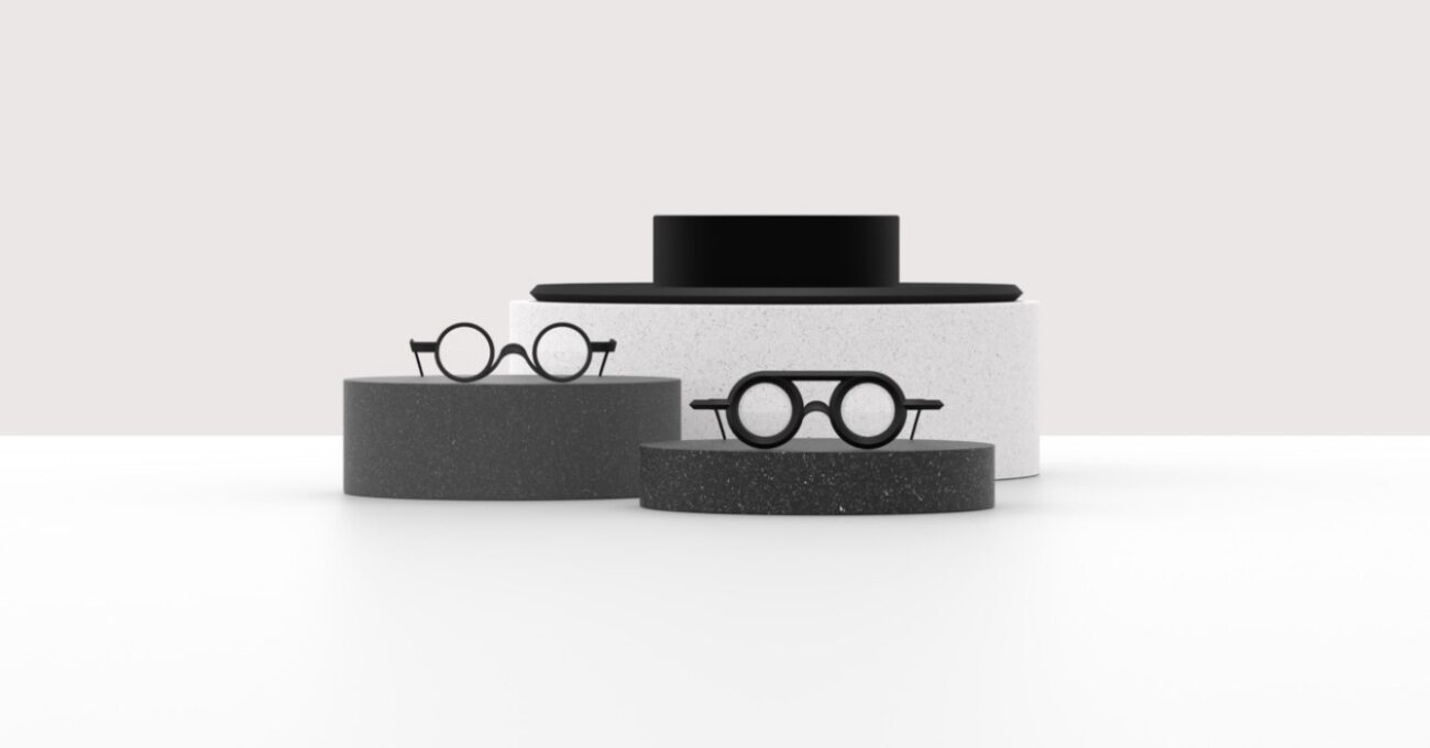 Yüze Filtre Uygulayabilen Gözlük ve Şapka: Rimpski
