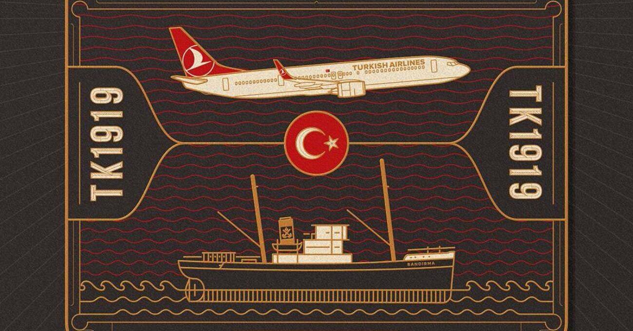 Türk Hava Yolları'ndan 19 Mayıs'a Özel Sefer