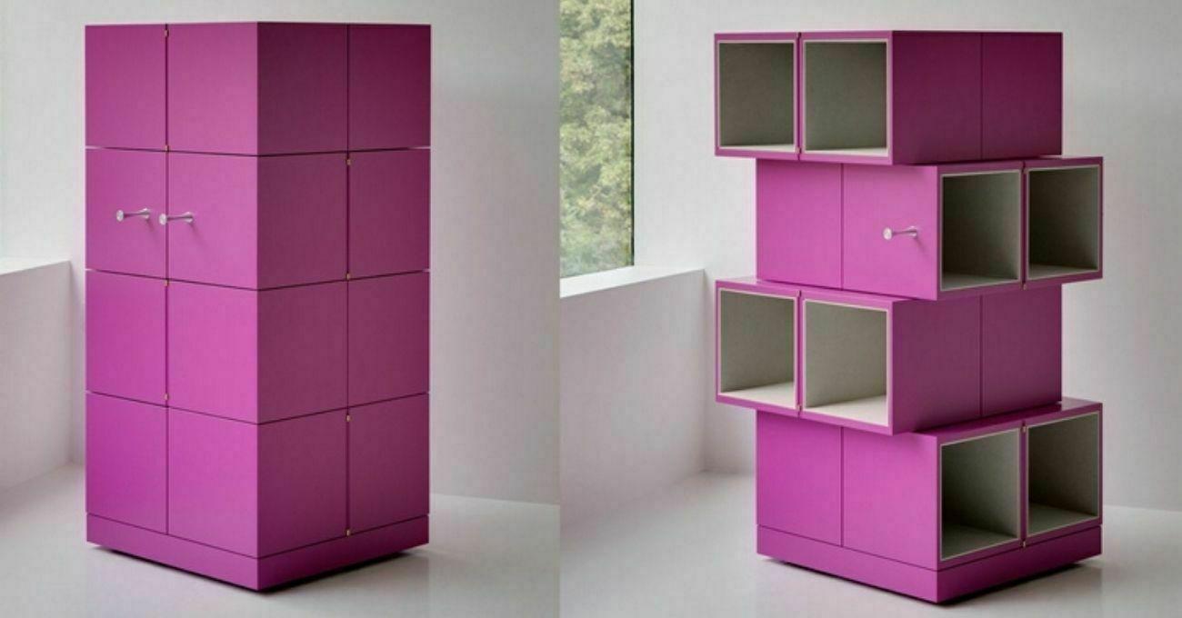 Cubrick Cabinet