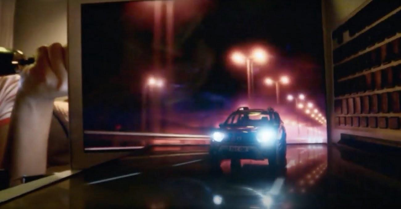 Dacia Sokakları Eve Taşıyor