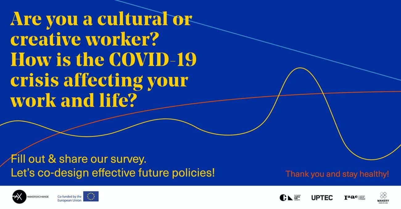 COVID-19'un Kültürel ve Yaratıcı Sektörlerdekilere Etkileri Anketi