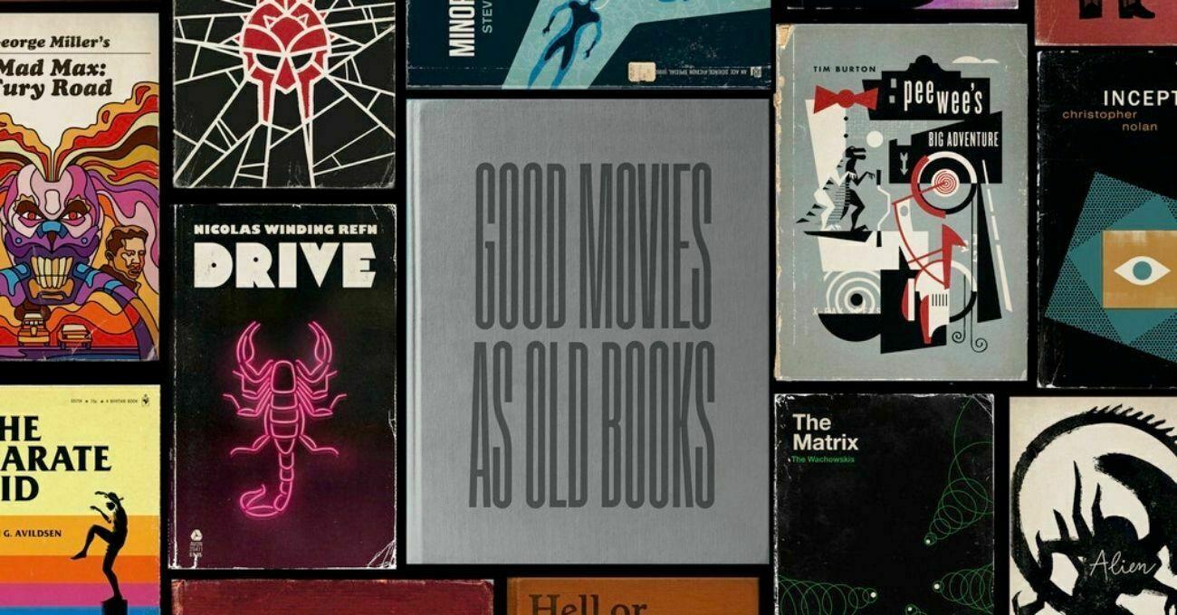 Kült Filmler Eski Kitaplara Dönüşürse