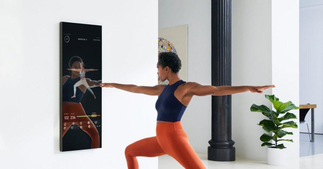 Lululemon Evde Spor Yapmayı Sağlayan Girişim Mirror'ı Satın Alıyor