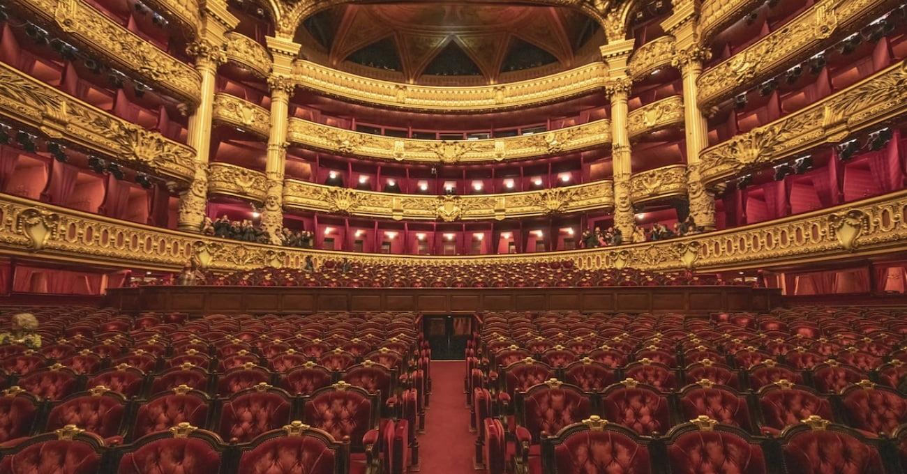 Oyuncuların Gözünden Tarihi Tiyatrolar