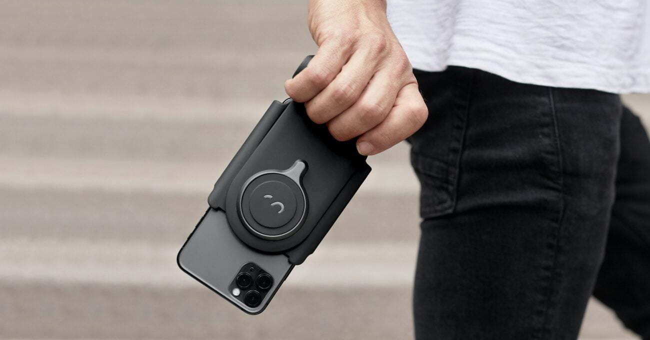 Akıllı Telefonlara Fotoğraf Makinesi Ergonomikliği: ProGrip
