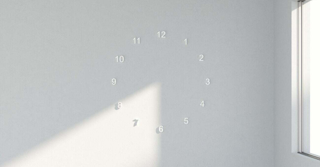 Zamanı Daha Sakin Bir Şekilde Takip Etmek İçin Gün Işığı Saati