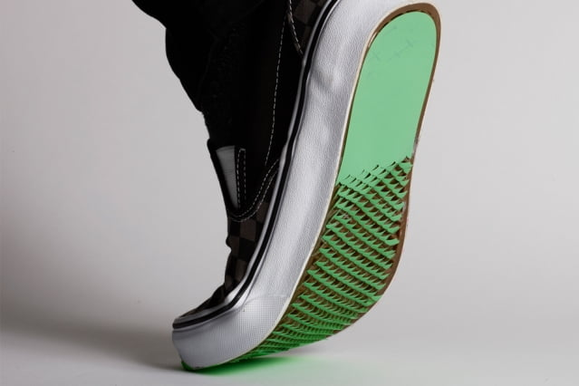 Super-grip sole