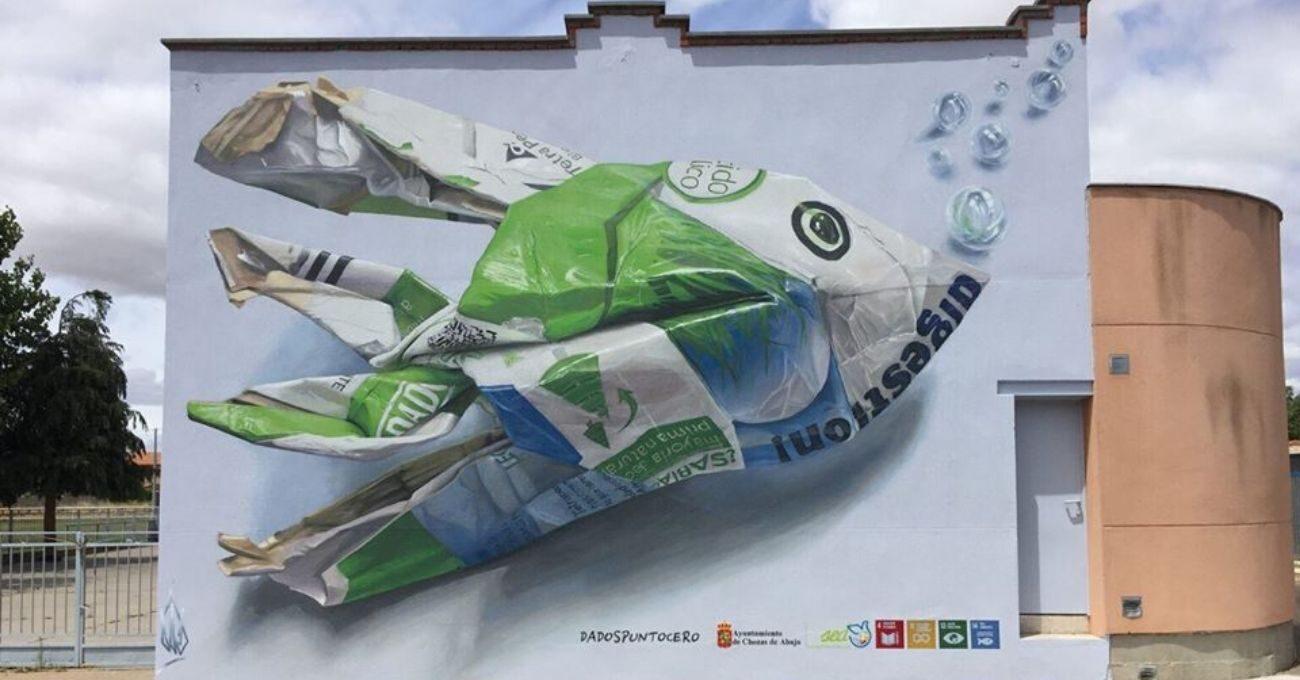 Murallara Karışan Plastik Atıklar