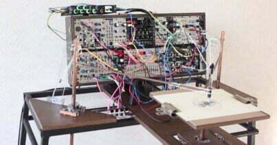 Harmonograph Synthesiser
