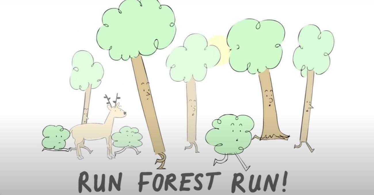 Klasik Film Diyaloglarına Esprili Animasyonlar