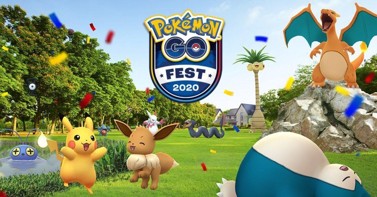 Pokémonlar Festival için Saklandıkları Yerden Çıkıyor