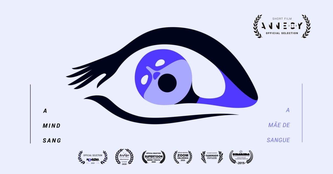 Büyüleyici Optik Yanılsamalarla Bezeli Animasyon Film