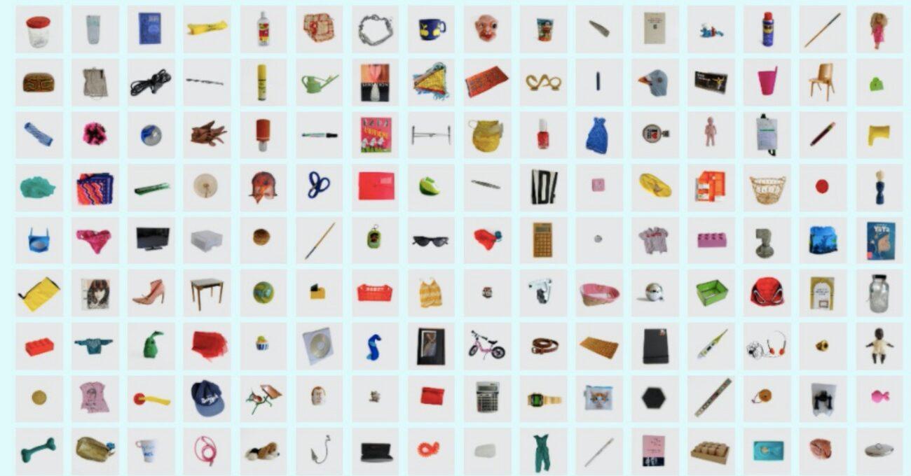 Evdeki Tüm Eşyaların Kayıt Altına Alındığı Fotoğraf Serisi: Katalog