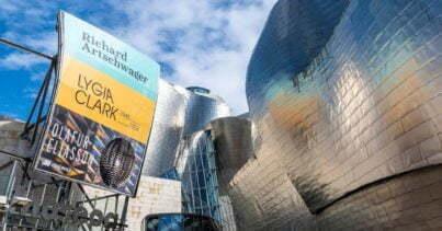 Guggenheim Müzesi Bilbao