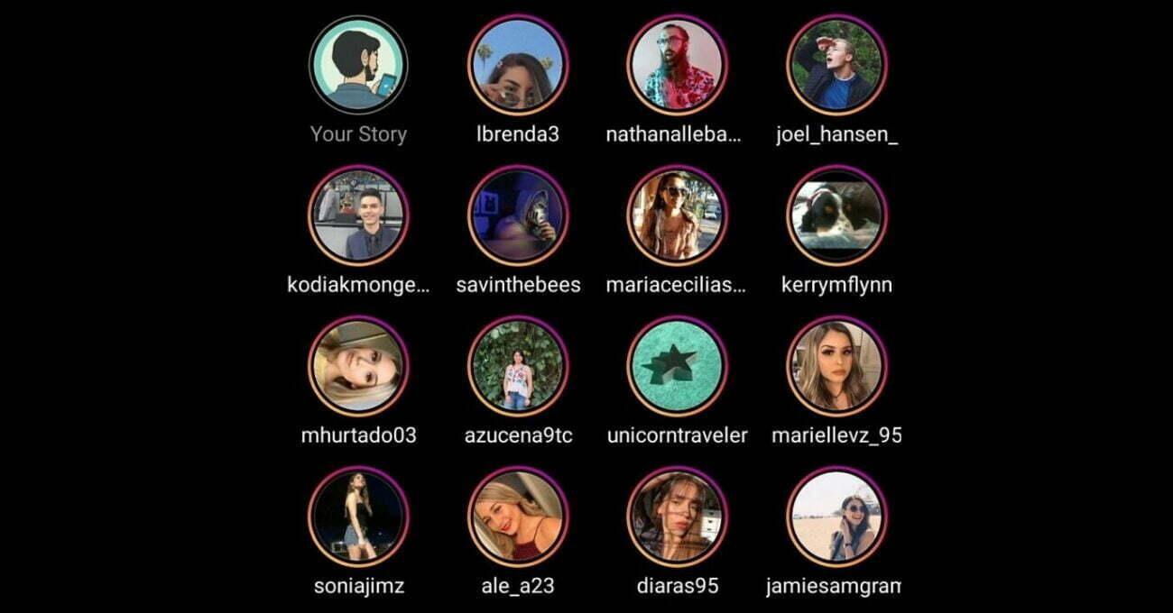 Instagram Tüm Hikayeleri Aynı Ekranda Gösterecek Yeni Bir Sayfayı Test Ediyor