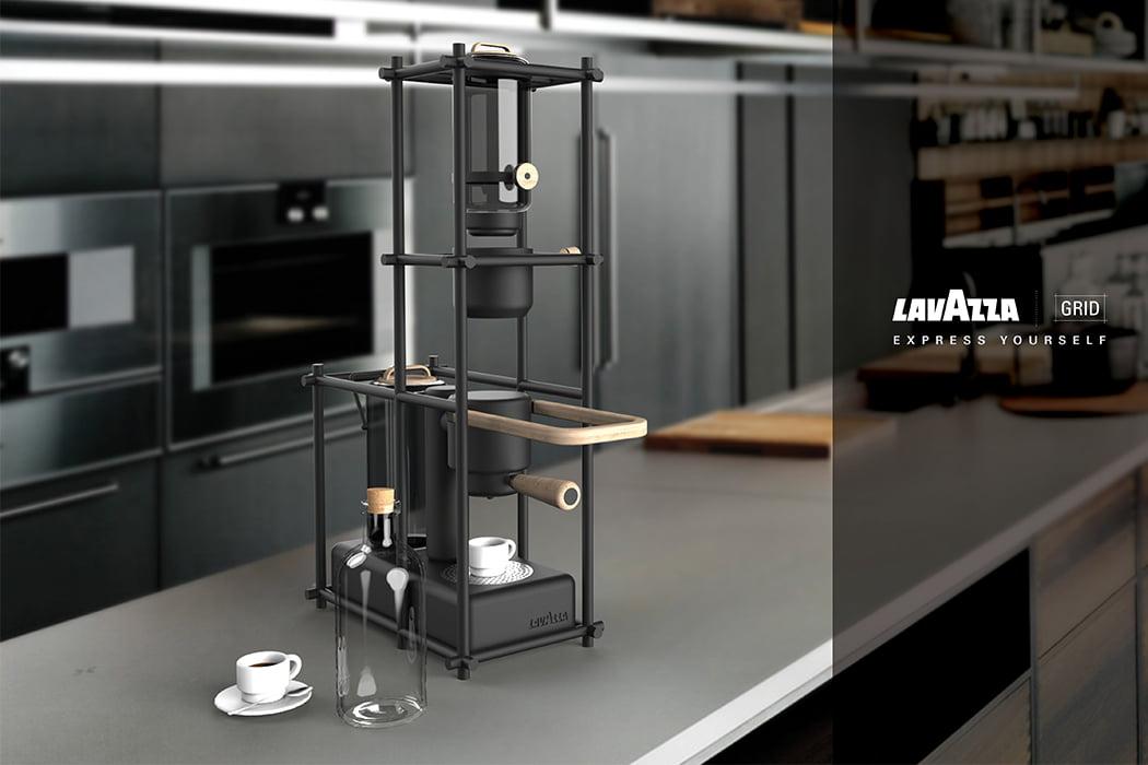 GRID-Espresso