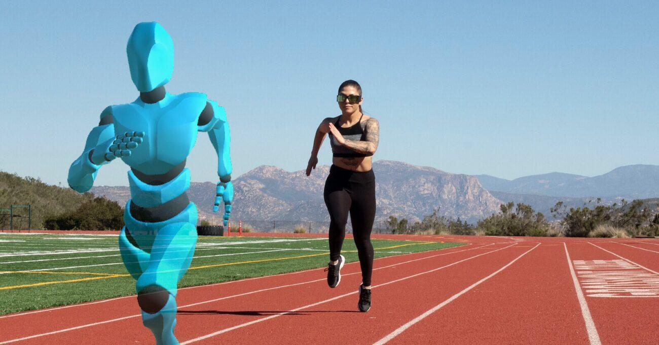 Kişisel Holografik Antrenman Partneri: Ghost Pacer