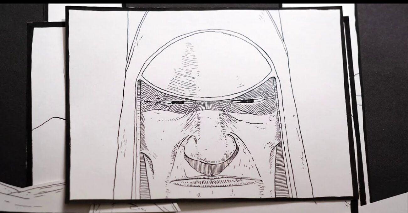 Korgün Akgün'ün çizimleriyle Hikayeleşen Müzik Videosu