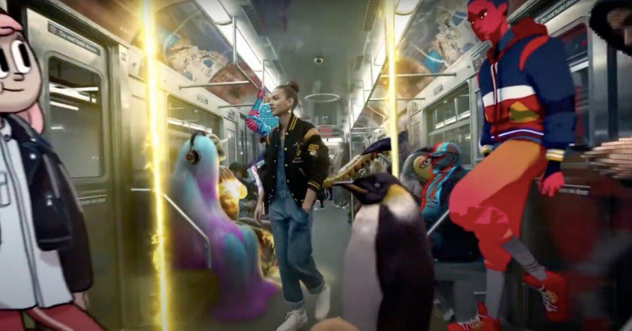 Adobe Photoshop ile Metroda Fantastik Bir Yolculuk