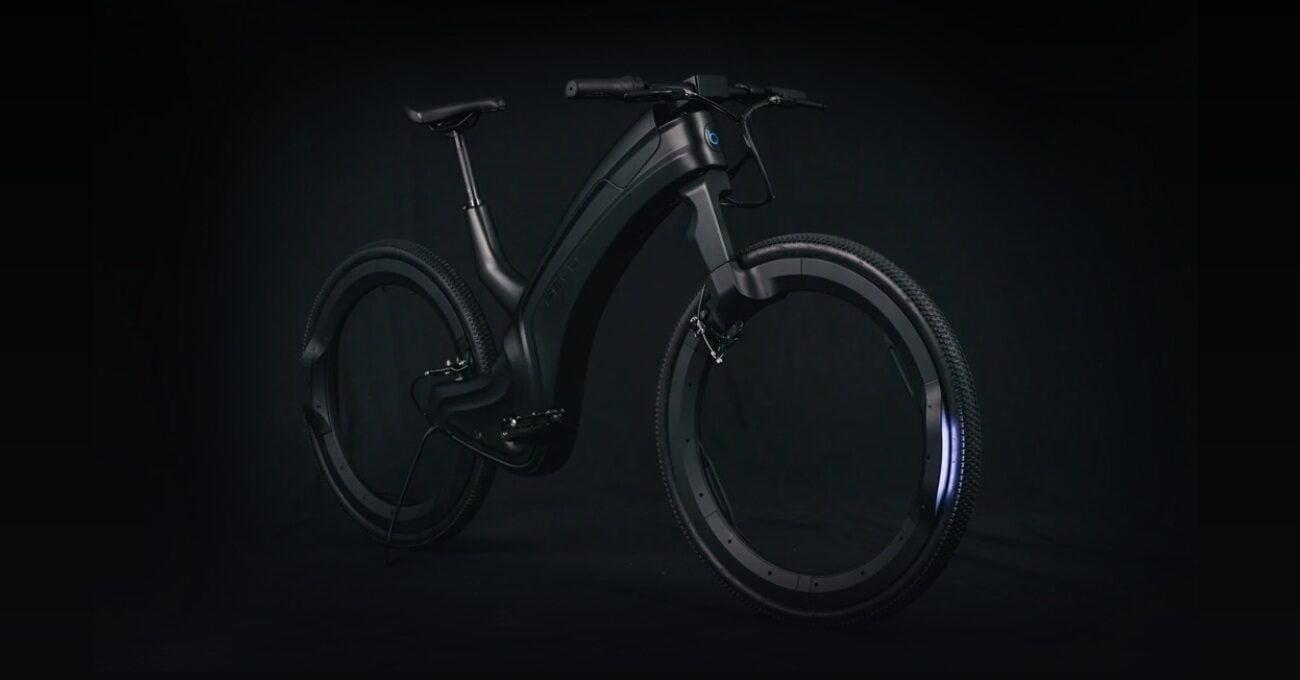 Fütüristik Tasarımıyla Reevo Elektrikli Bisiklet
