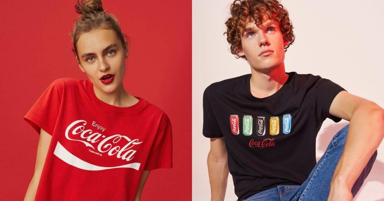 Coca-Cola ve Mavi İş Birliğiyle Pet Şişeler Tişörtlere Dönüşüyor