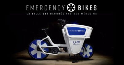 emergency bikes