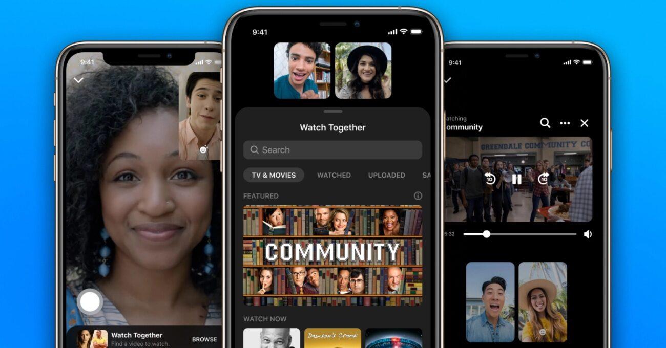 Facebook'tan Birlikte Video İzleme Deneyimi