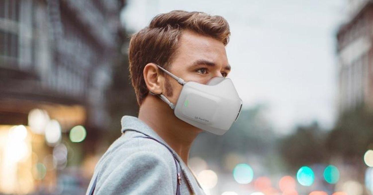LG'den Rahat Nefes Almayı Sağlayan Yüksek Teknolojili Maske