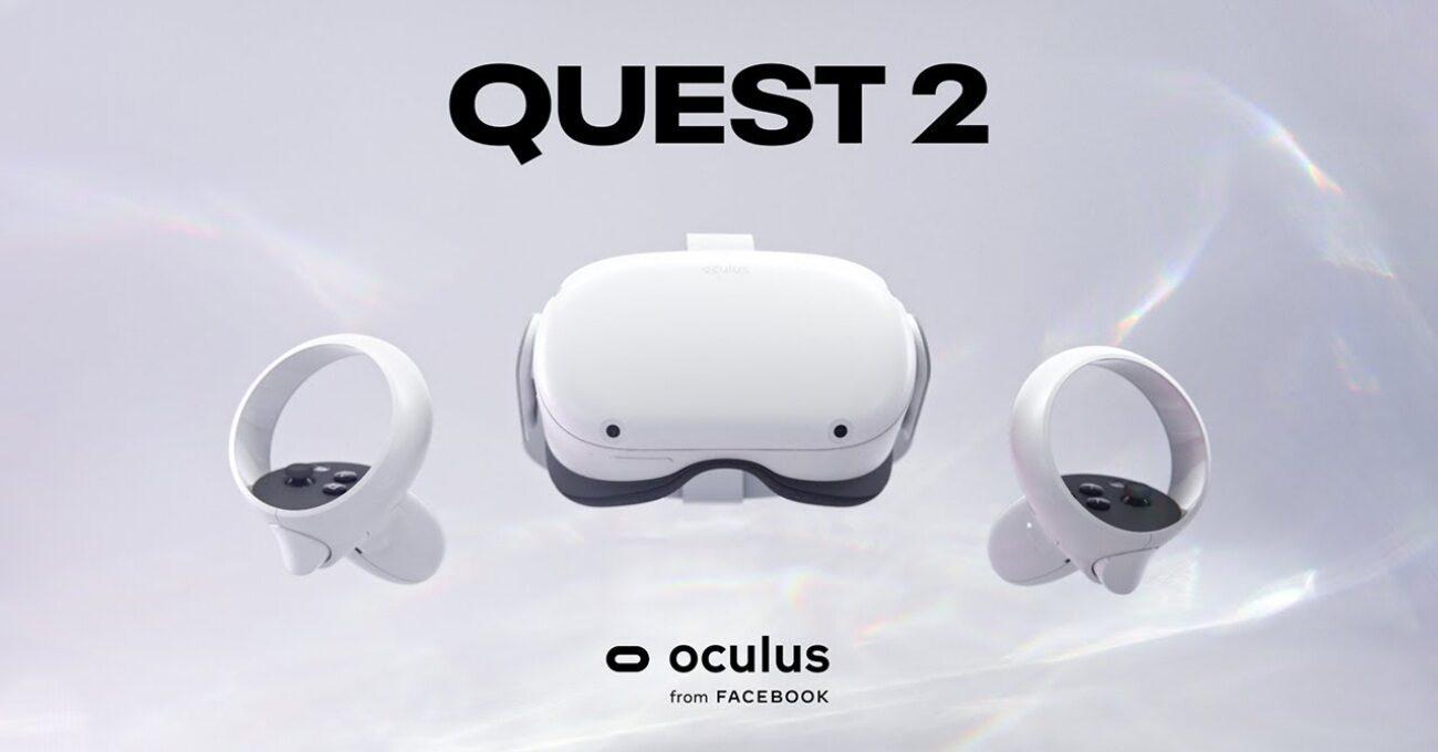 Yüksek Performans ve Estetik Tasarımıyla Oculus Quest 2
