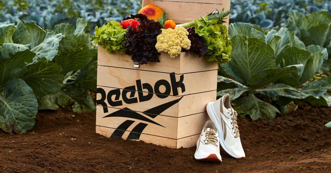 Reebok'dan Bitki Bazlı Ayakkabı