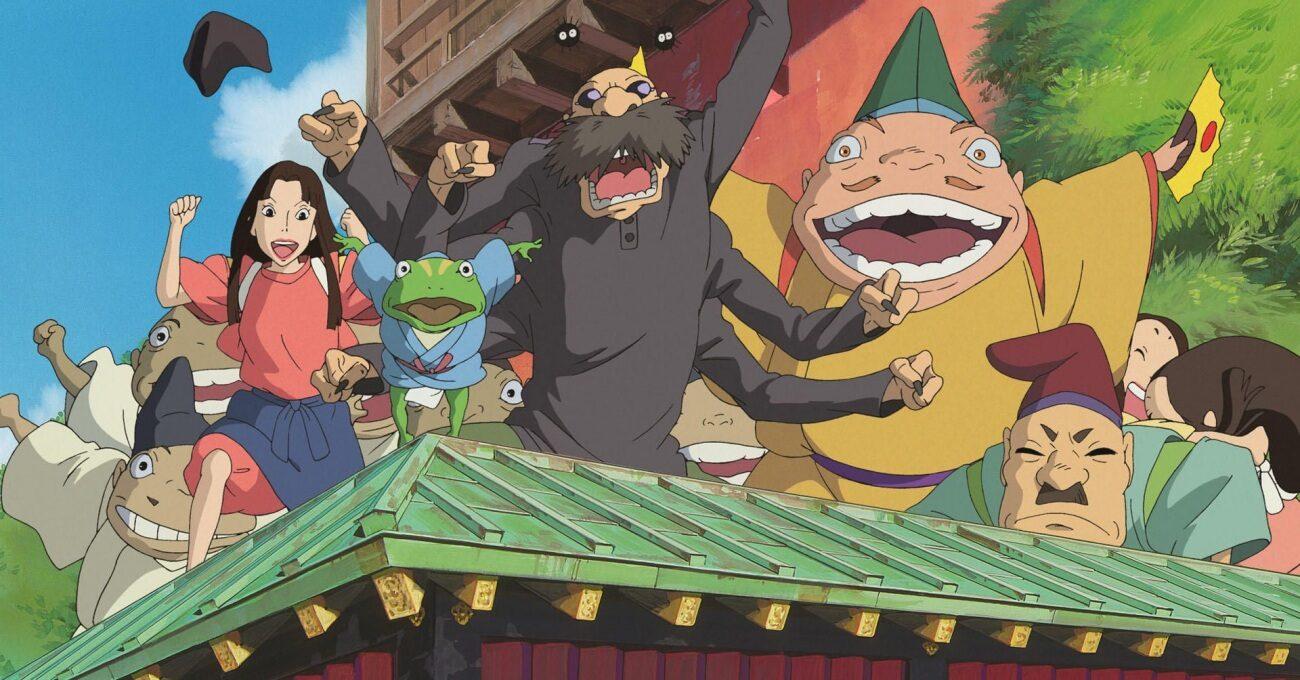 Studio Ghibli Filmlerinden Yüksek Çözünürlüklü 400 Görsel
