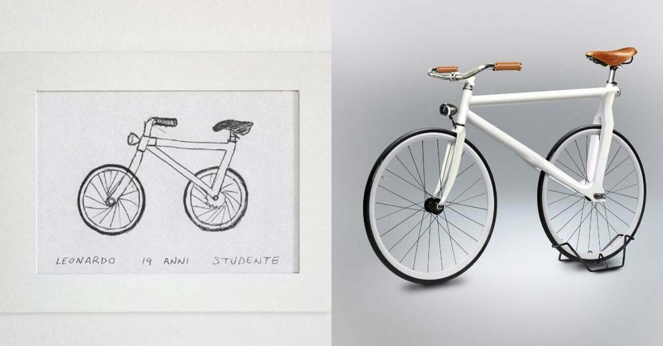 Hafızaya Dayalı Bisiklet Çizimleri Gerçeğe Dönüşürse