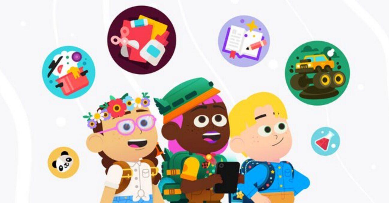 Google'dan Çocuk Modu: Kids Space