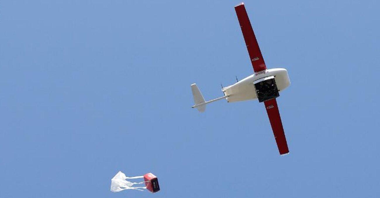 Walmart ve Zipline'dan Drone ile Teslimat için İş Birliği