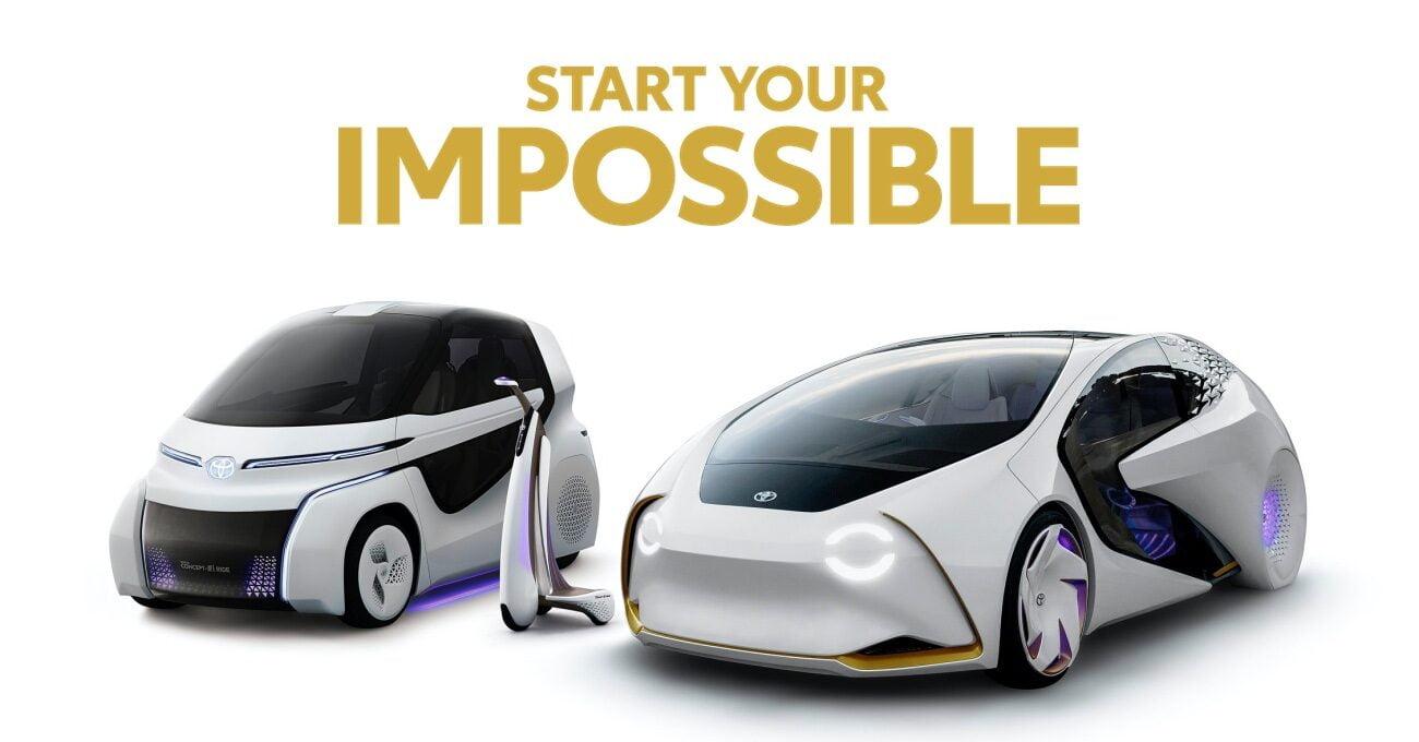 Toyota'da Mobilite Dönüşümü