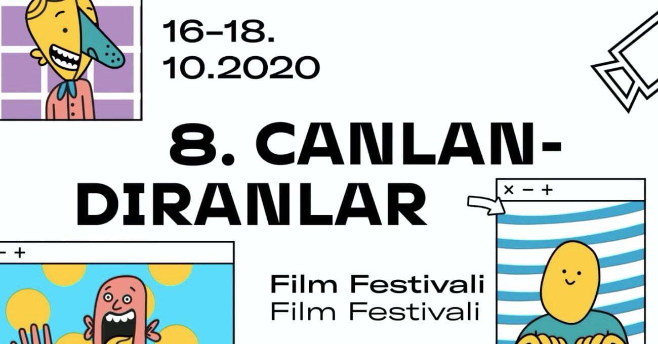 Sevimli Animasyon Karakterlerle Canlandıranlar Film Festivali Tanıtım Filmi