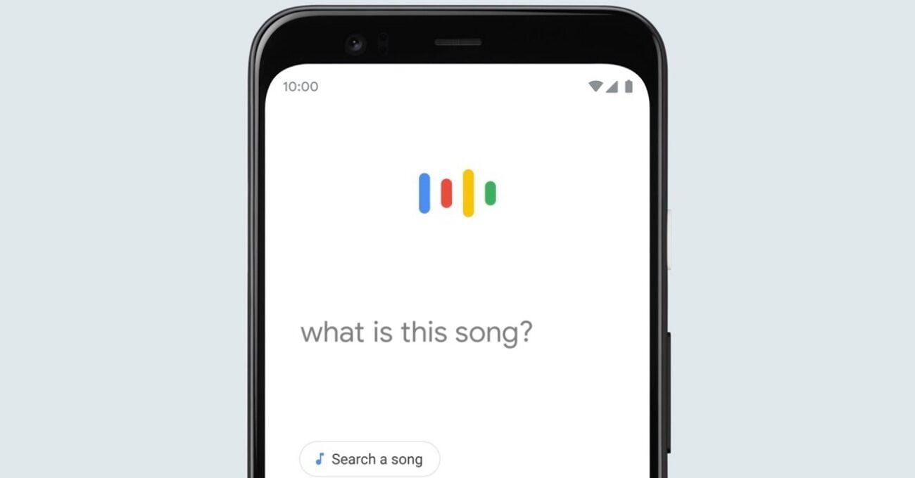 Şarkıyı Mırıldan Google Bulsun