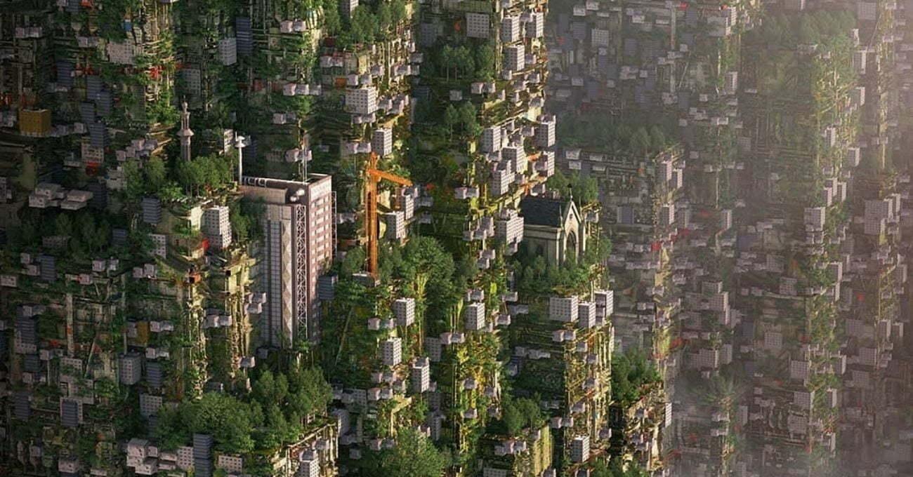 Sonsuzluğa Uzanan Distopik Manzaralar