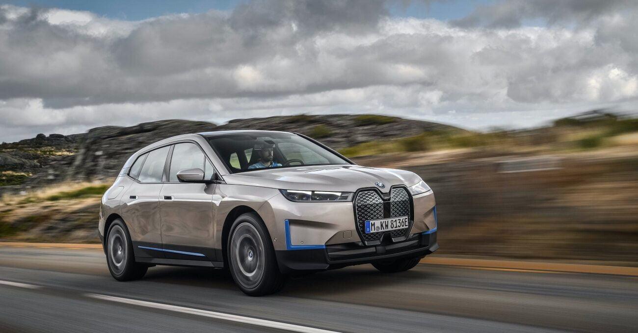 BMW Elektrikli Yeni iX ile Değişimi Otomotiv İletişimine De Taşıyor