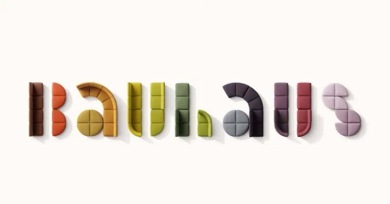 Modüler Bauhaus Koltukları