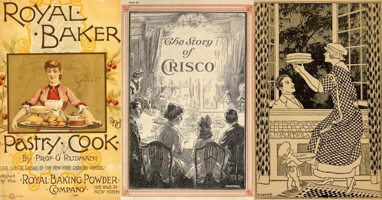 10.000 Eski Yemek Kitabı Ücretsiz Olarak İnternete Açıldı