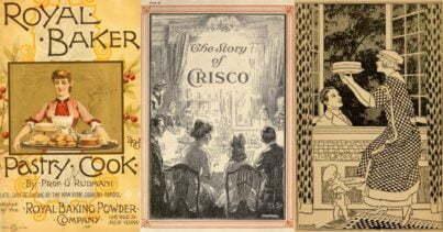Cookbooks and Home Economics