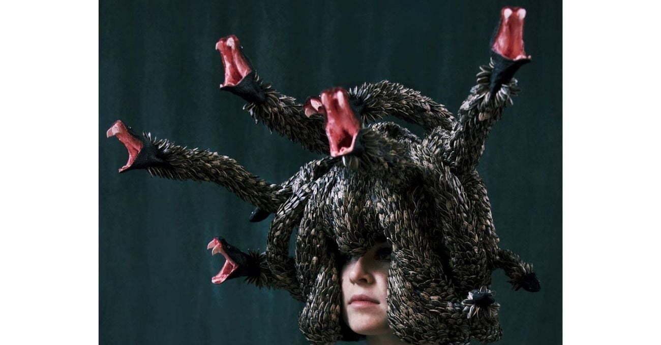 Melissa Meier'dan Giyilebilir Heykeller