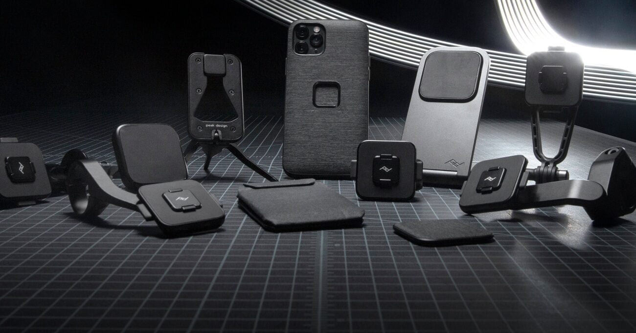 Peak Design'dan Manyetik Telefon Kılıfları ve Aksesuarlar