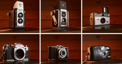 The Evolution Of Camera Shutter Sounds