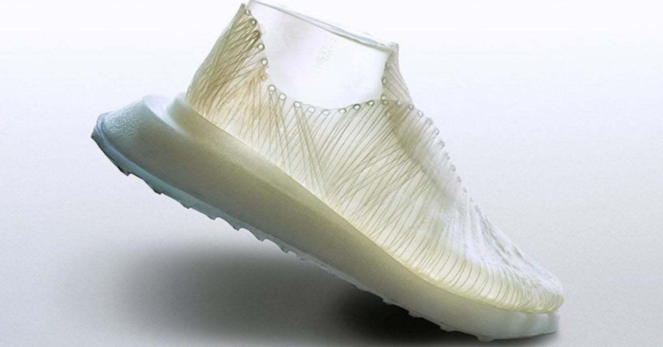 Bu Ayakkabının Dokumasında Bakteriler Kullanıldı