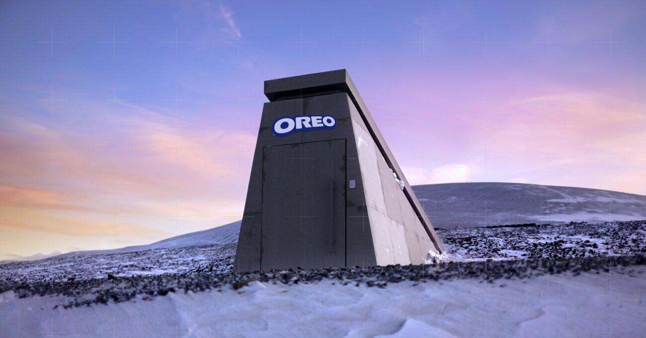 Dünyanın Sonu için Saklanan Oreo'lar