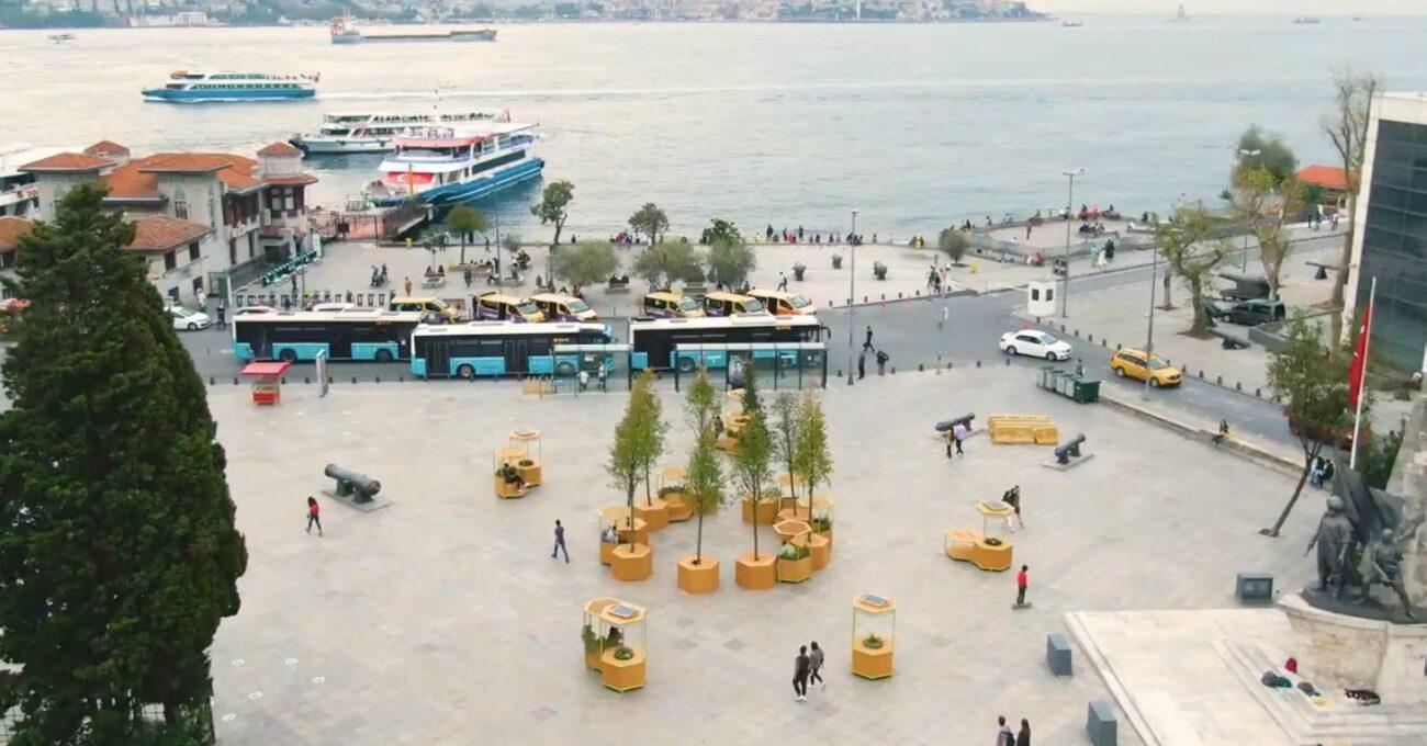 Çok İşlevli Mobil Park: Pop Up Park İstanbul