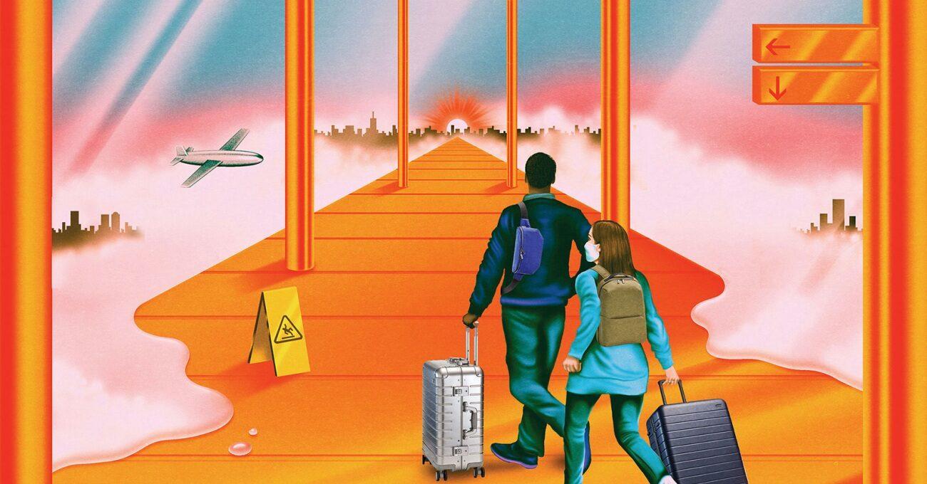Alternatif Evrenlerde Pandemi Zamanı Yolculuk